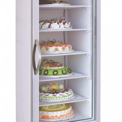 Glastürtiefkühlschränke