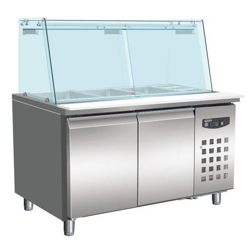 Bäckerei Kühltische